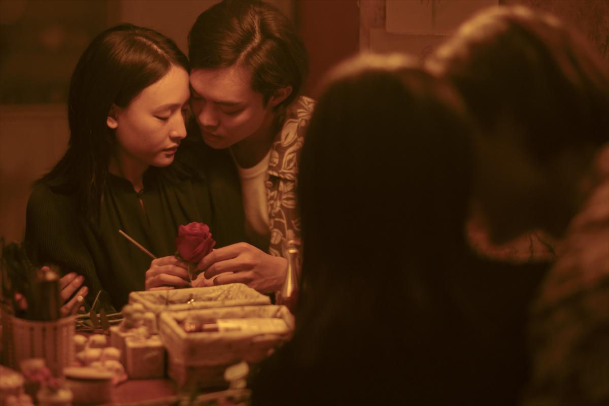 电影《遗爱》对于爱情究竟是一种遗憾还是一种遗留的感情 (1)