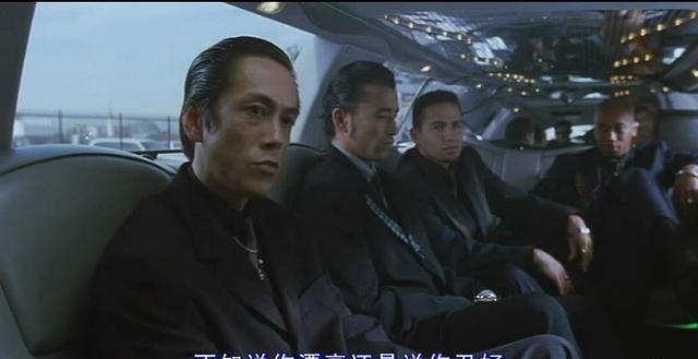 日本犯罪电影《大佬》讲述一个黑帮火拼猛龙过江已然是大佬的故事 (6)