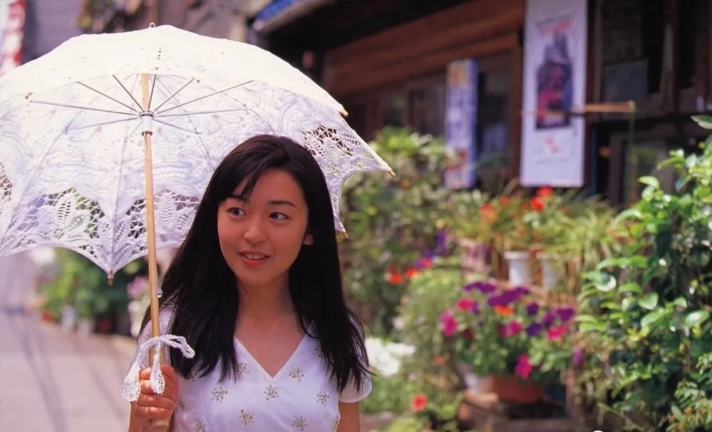 清纯玉女17岁情书中的酒井美纪写真作品 (40)