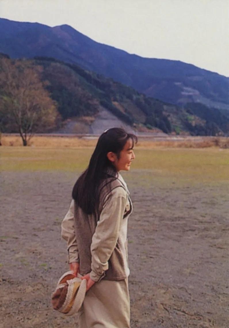 清纯玉女17岁情书中的酒井美纪写真作品 (125)