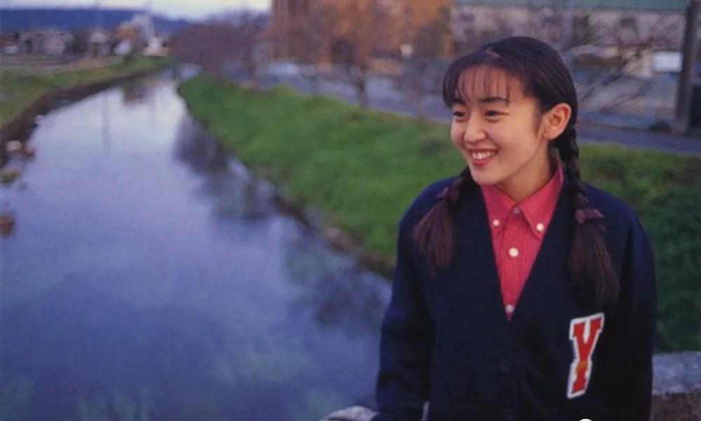 清纯玉女17岁情书中的酒井美纪写真作品 (126)
