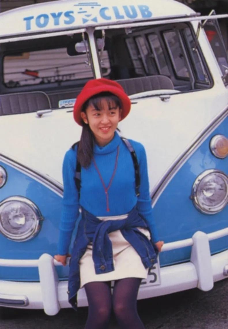 清纯玉女17岁情书中的酒井美纪写真作品 (144)