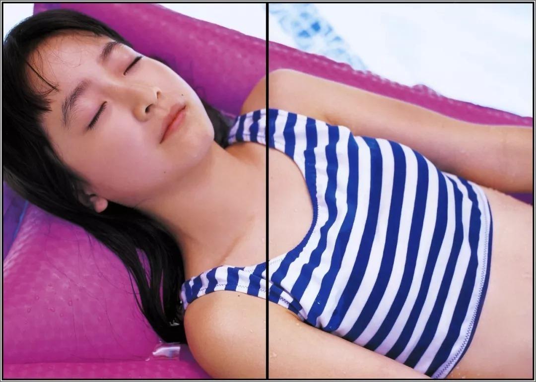 形象纯过蒸馏水的黑川智花《少女觉醒》的写真作品 (31)