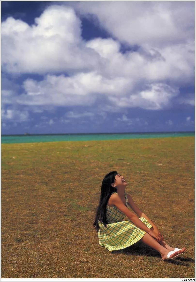 形象纯过蒸馏水的黑川智花《少女觉醒》的写真作品 (74)