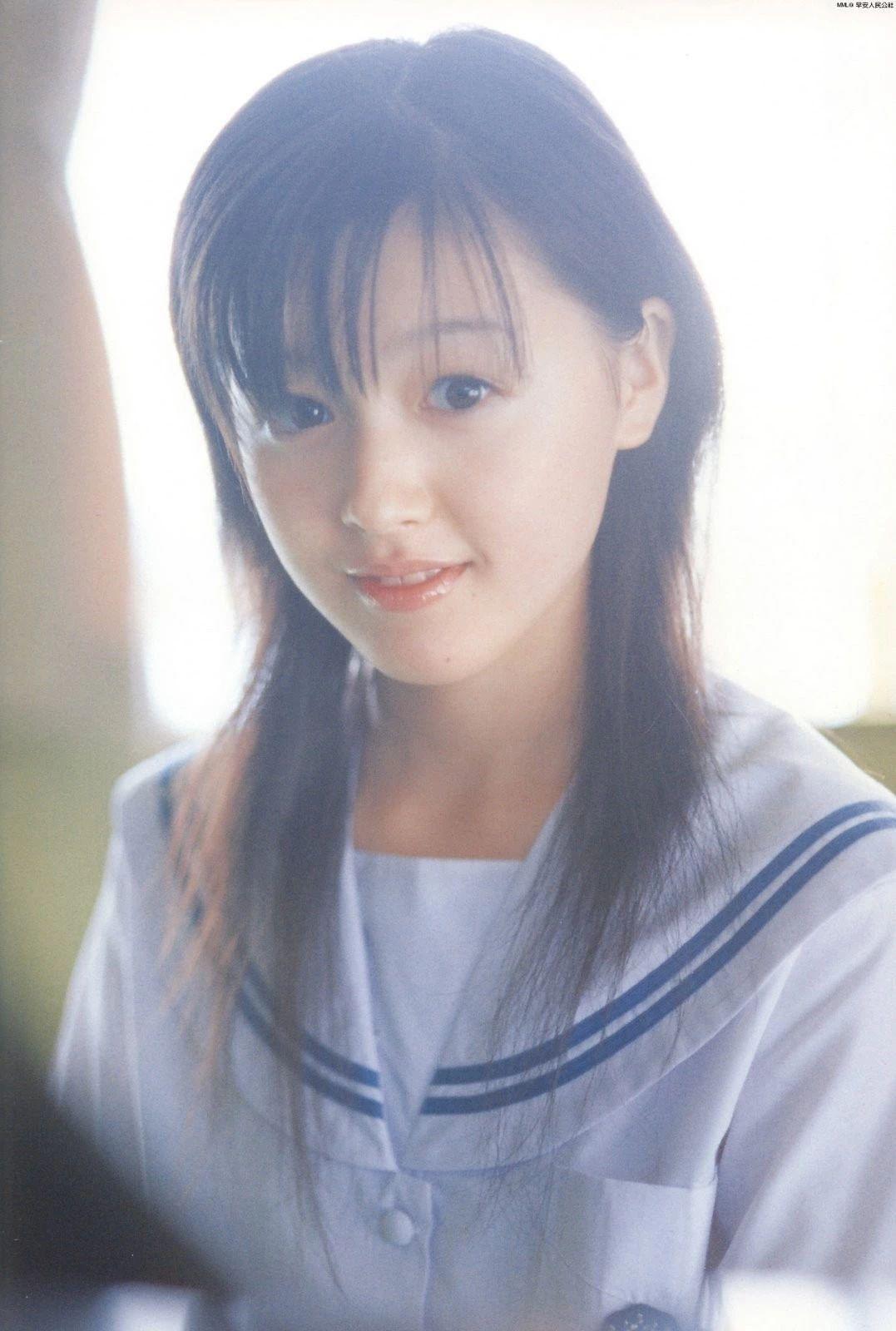 日本早安少女组中唯一奇迹女子久住小春写真作品 (2)