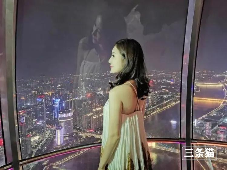 抖音财迷小刘摩天轮是什么梗?事件女主角又是谁呢