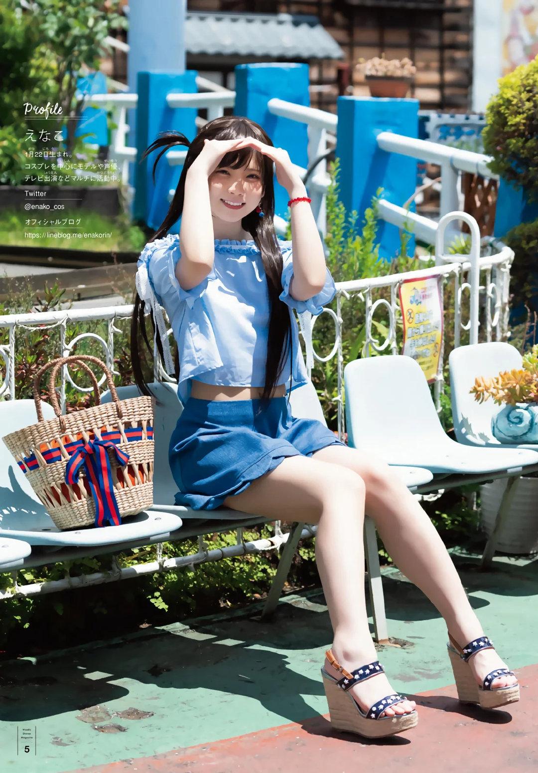 图片[2]-【Cosplay】人气动漫《租借女友》水原千鹤COS作品欣赏-Anime漫趣社