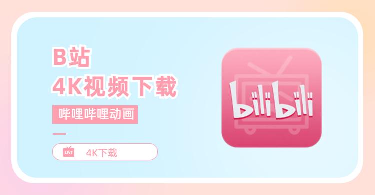 图片[1]-【宅软件】B站视频一键批量下载,支持4K高码率!-Anime漫趣社