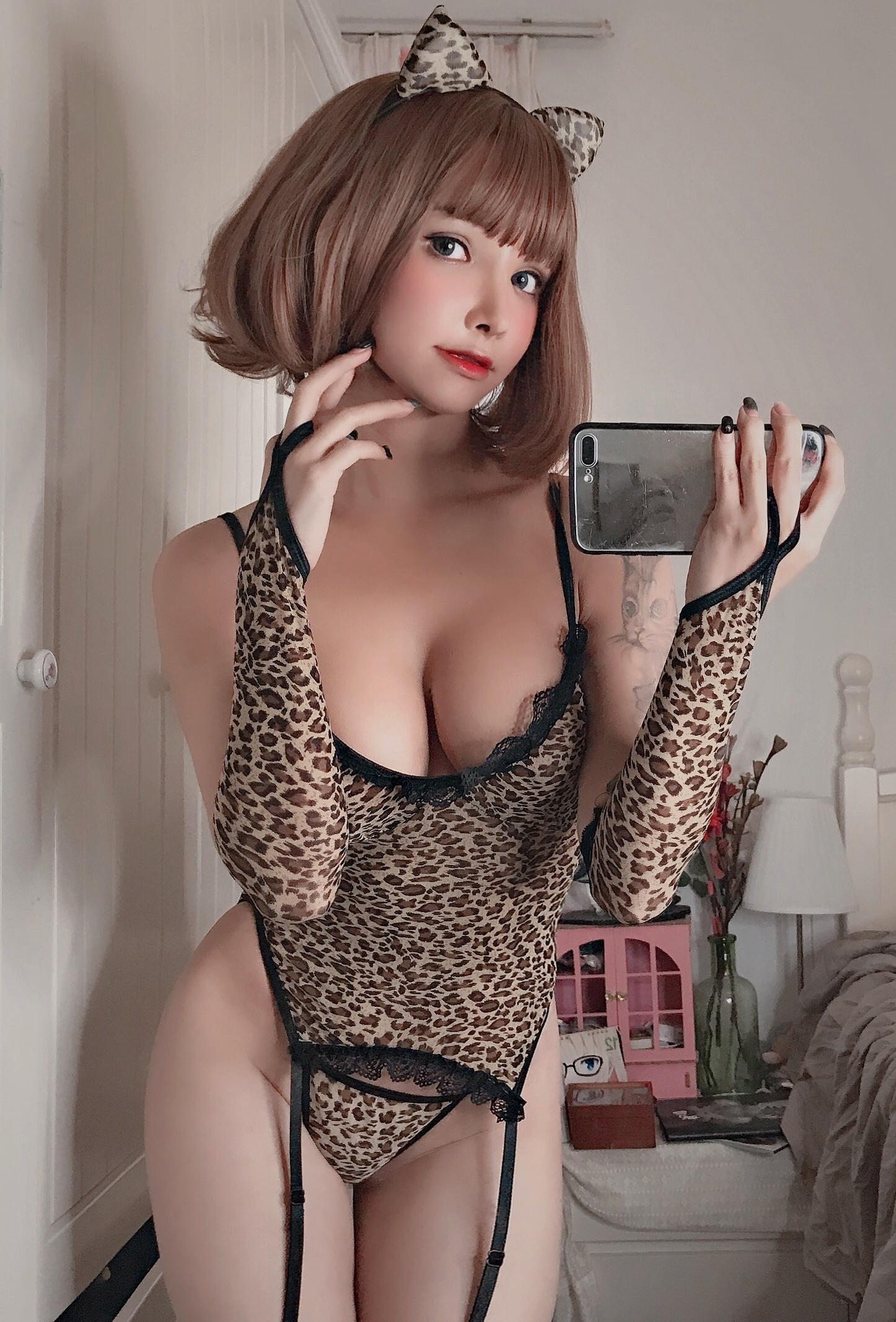 一千只猫薄禾 豹猫COS作品免费在线看-觅爱图