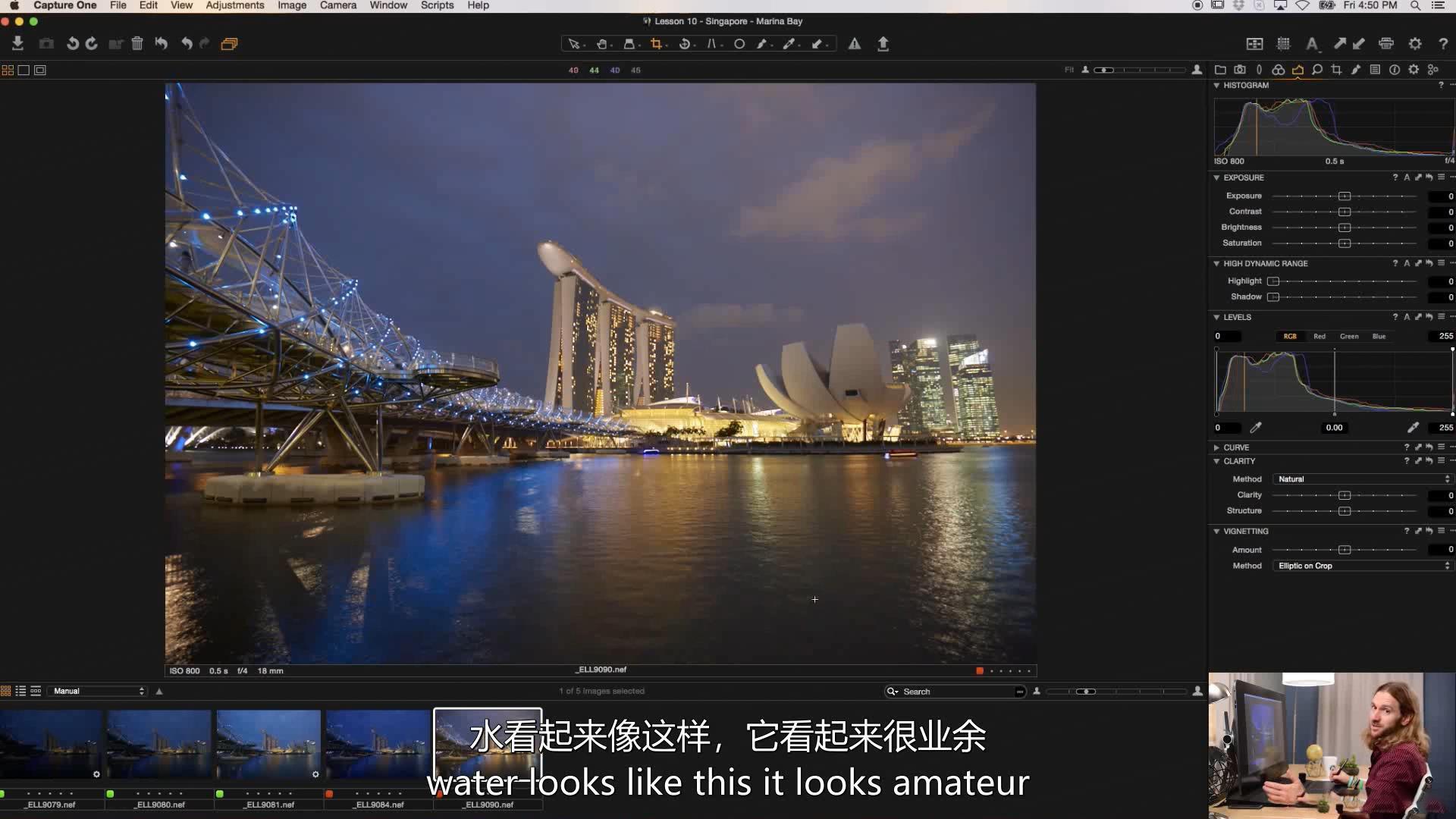 摄影教程_Fstoppers-Elia Locardi世界城市景观星轨风光摄影及后期-中英字幕 摄影教程 _预览图31