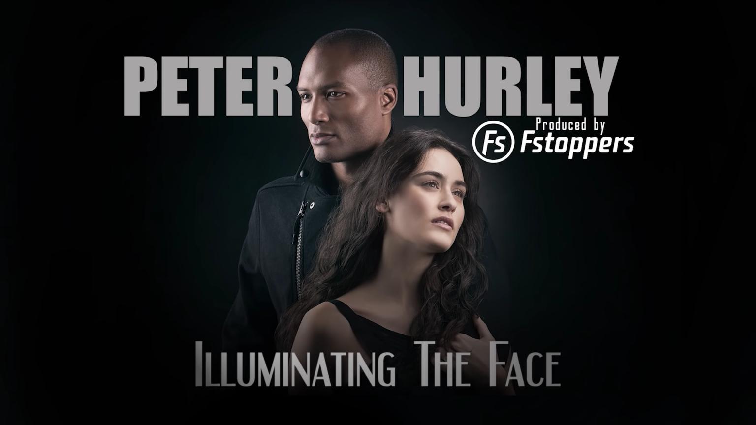 摄影教程_Fstoppers-彼得·赫利(Peter Hurley)完美头像人像面部布光教程-中文字幕 摄影教程 _预览图1