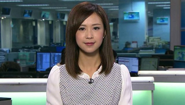TVB新闻女主播大盘点,这5位美女女播你最喜欢哪个呢?插图8