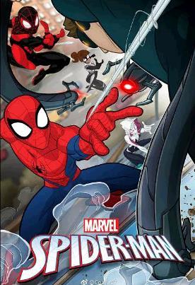 蜘蛛俠第二季
