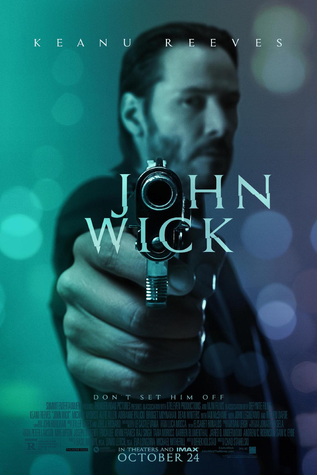《疾速速追杀/John Wick》系列1-3部高清无删减资源 百度云下载图片 第1张