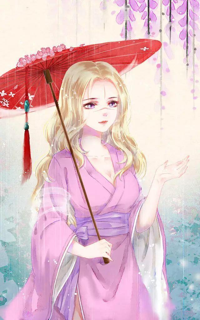 动漫狐妖小红娘清瞳图片