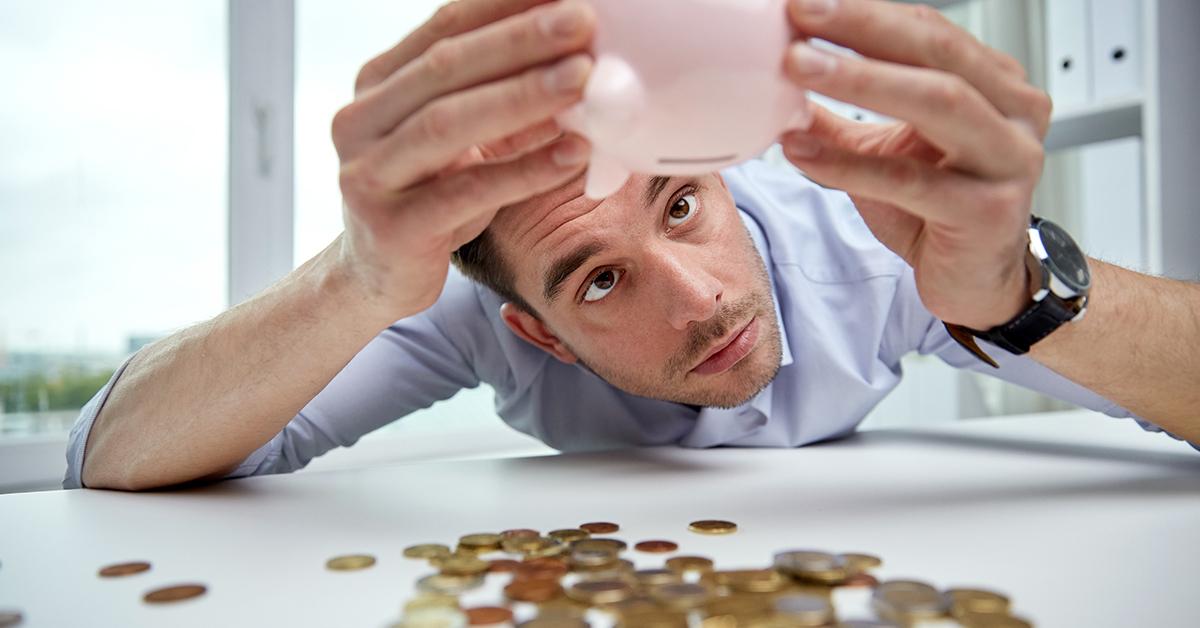 网赚博客:10个原因导致你仍然处于贫穷