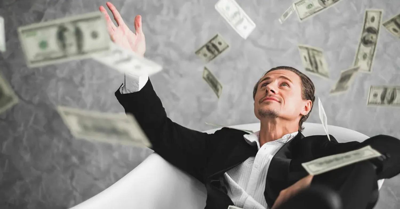 518网赚论坛:有钱人和富人之间的区别