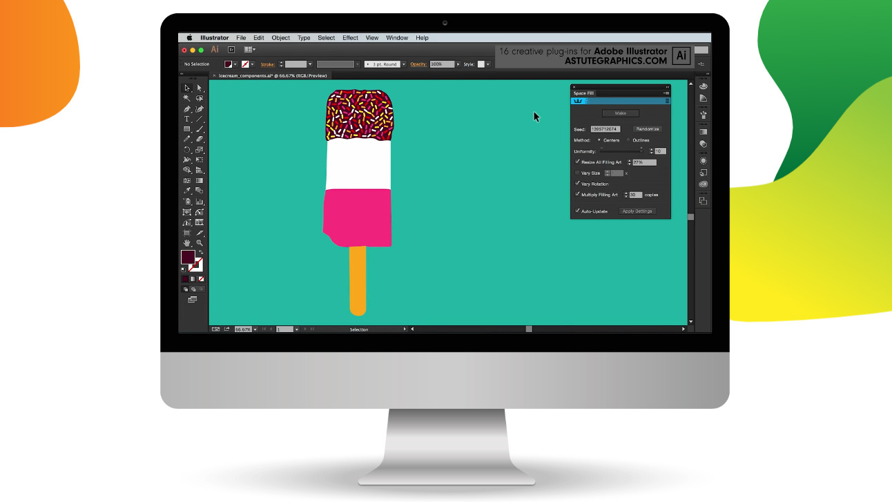 零基础玩转 illustrator 科研绘图课程