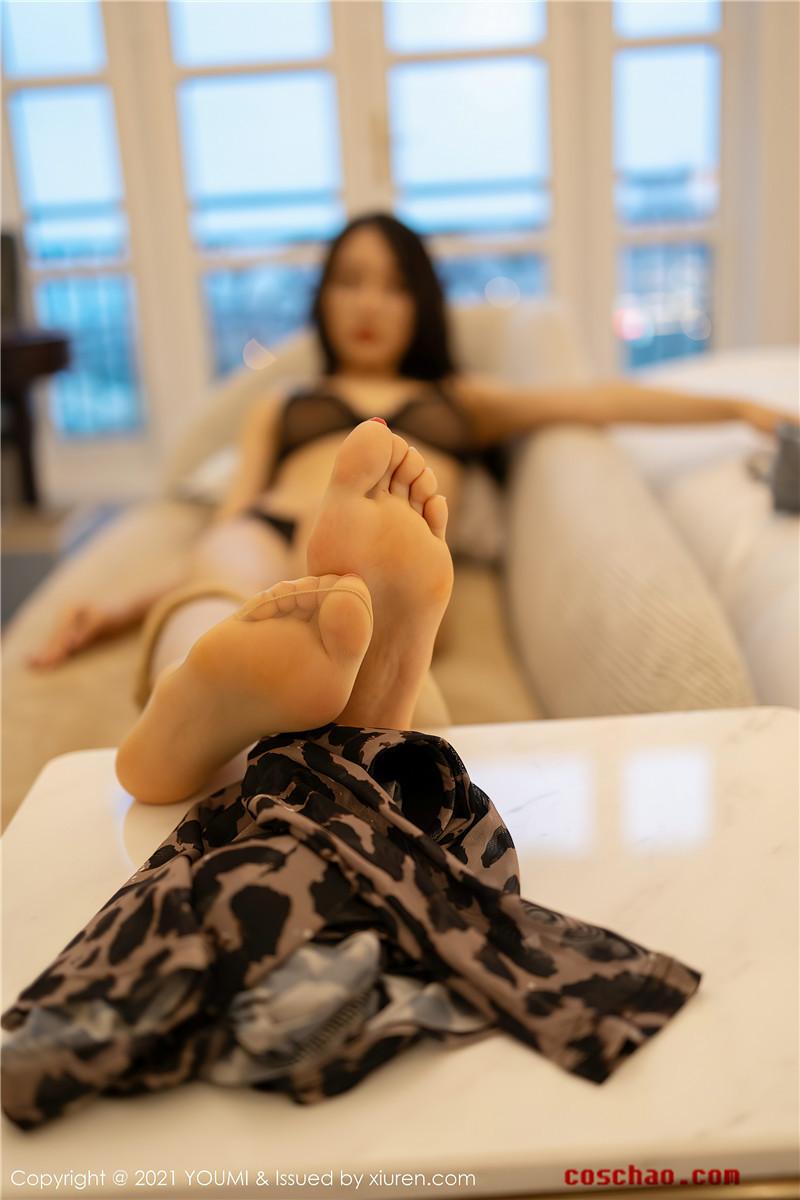 YouMi尤蜜荟Vol.610 玥儿玥er[48P 48.8M]