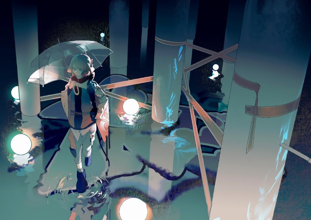 【P站画师】大佬的18岁!中国画师Saclia的插画作品- DIMTOWN.COM