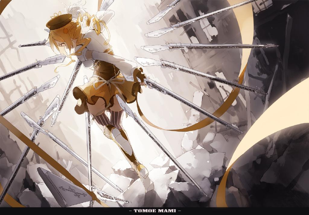 P站精选&十周年纪念!《魔法少女小圆》壁纸特辑-Zhaiuu.Com-宅尤尤