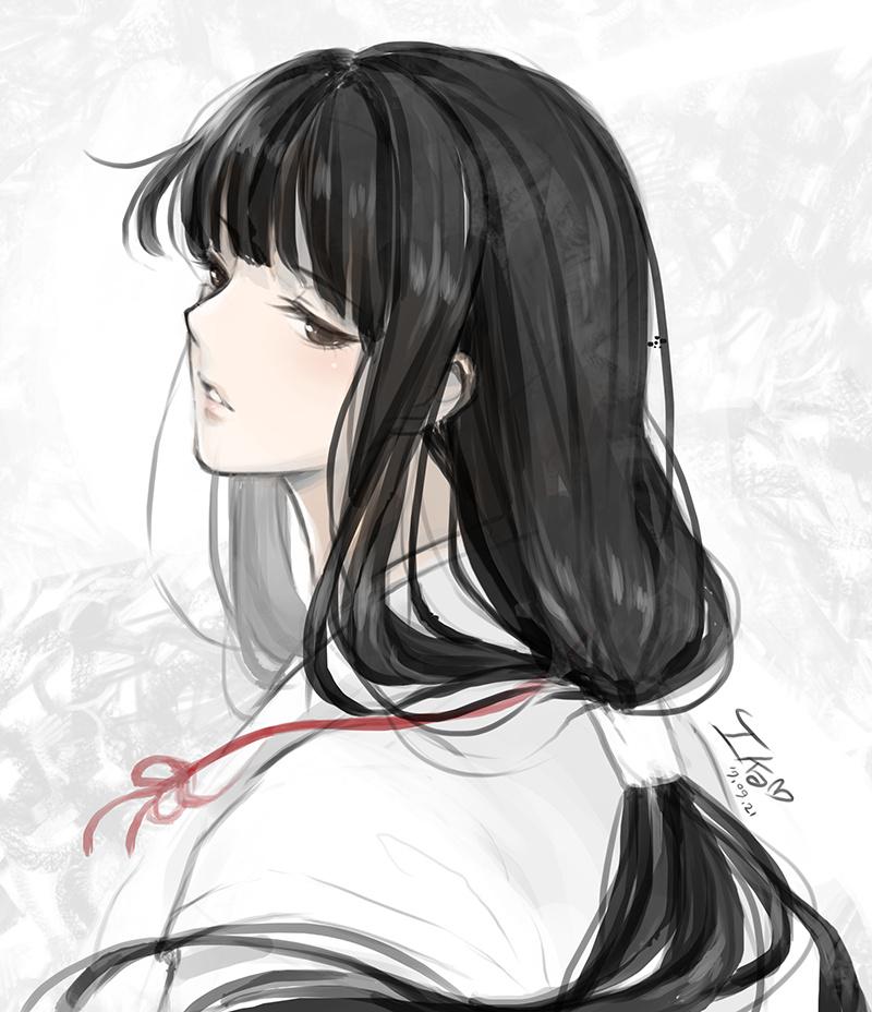 P站精选&韩国画师IKA的插画作品-Zhaiuu.Com-宅尤尤