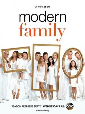 摩登家庭第八季