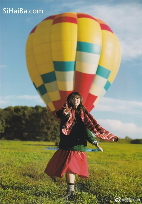 斋藤飞鸟写真集《潮骚》鉴赏:一场少女与海的青春历程 涨姿势 第3张