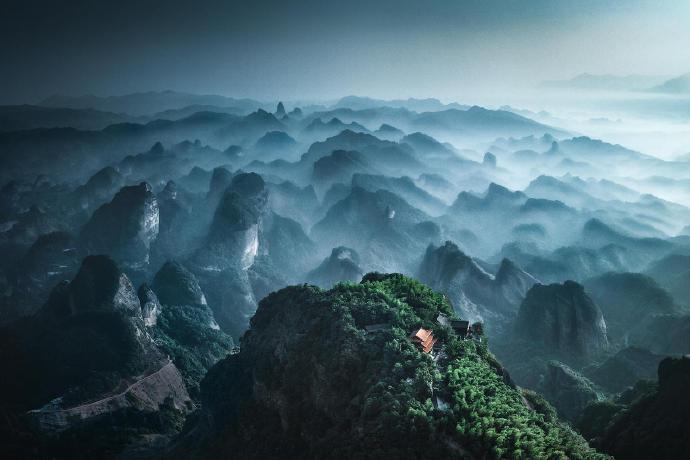 今年碎片化拍摄的一些国内风景