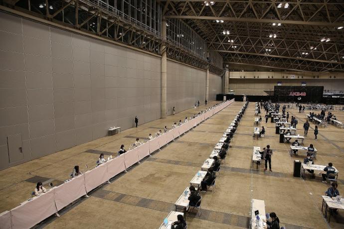 AKB48在线握手会
