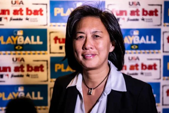 又有一位华人女性打破美国的天花板