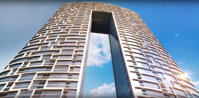 2021全球最佳高层建筑奖(300-399米),中国5座上榜