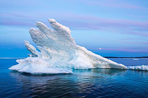 北极圈里那么冷,人们怎么洗衣服?
