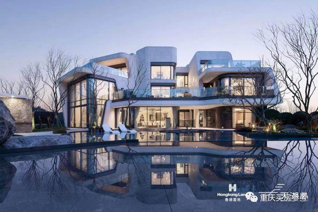 """重庆天湖岛7000万豪宅,把年轻人的梦想""""搬回家"""""""