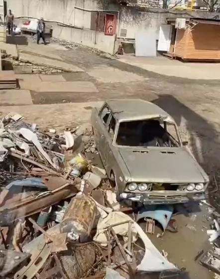 如何处理一台报废的汽车