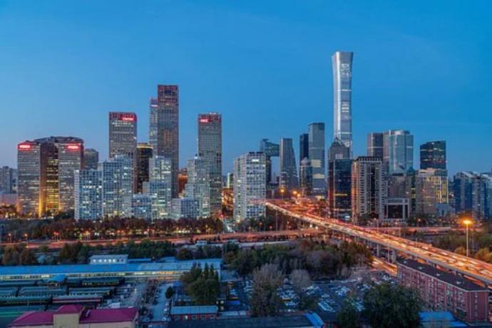 在北京呆过的人对时间空间距离的认知都异于常人