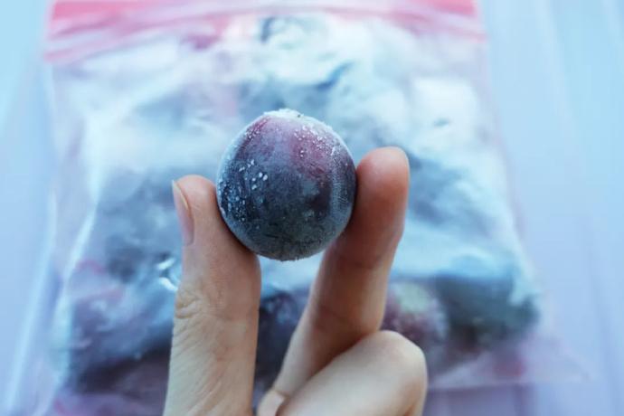 冻水果原来这么好吃