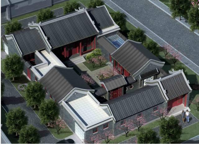 北京老胡同27平米大爷后续,带看1300平豪宅